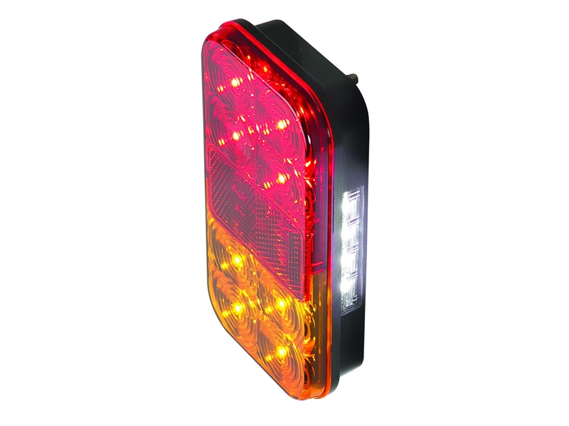 Enormt LED Kombinationslampe, 80 x 150, 12V - Matronics EL97