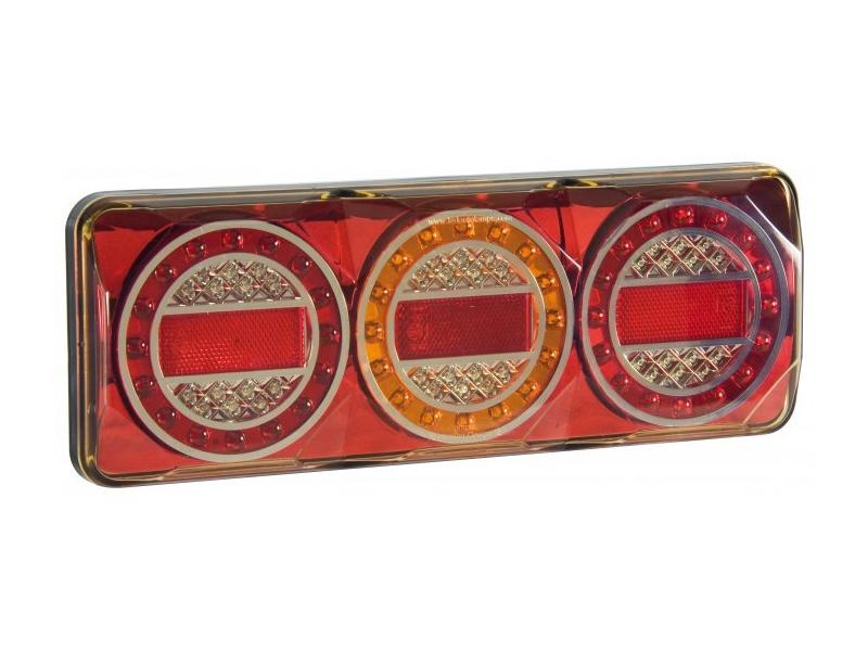 Ultra LED baglygter til trailere og anhængere - Matronics CW69