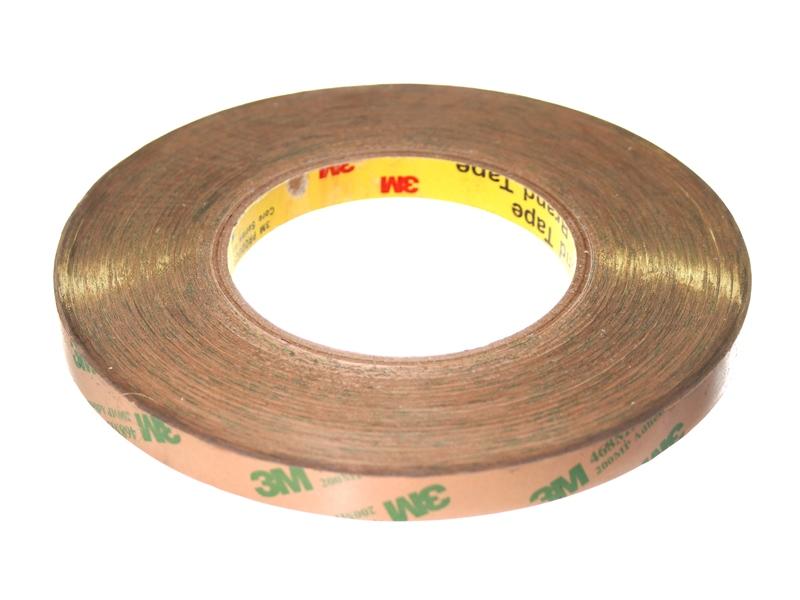 Top Dobbeltklæbende gennemsigtig tape, 3M 468MP - Matronics FY54