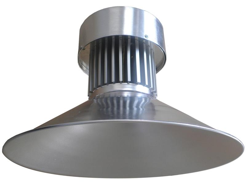 Modernistisk 50W LED Industri Armatur, 3000K - 230V - Matronics YD37