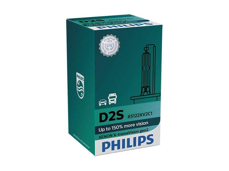 philips d2s x treme vision 150 xenonp re 1 stk. Black Bedroom Furniture Sets. Home Design Ideas