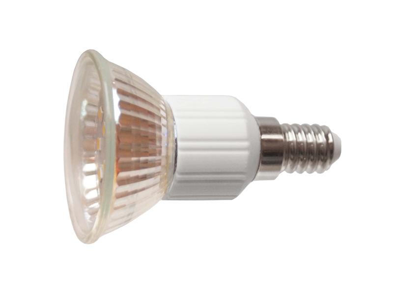 Fremragende Helios E14 LED Pære 3W AC/DC 12V - 260lm - Matronics VW45