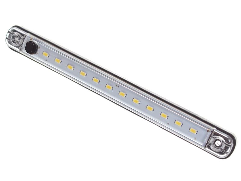 LED Interior Lampe med Kontakt Matronics