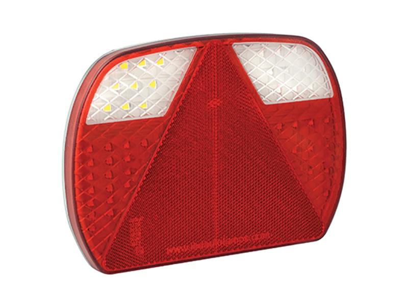 Fantastisk! Fantastisk mad LED Trailer Lampe, 12V / 24V - Matronics PX77